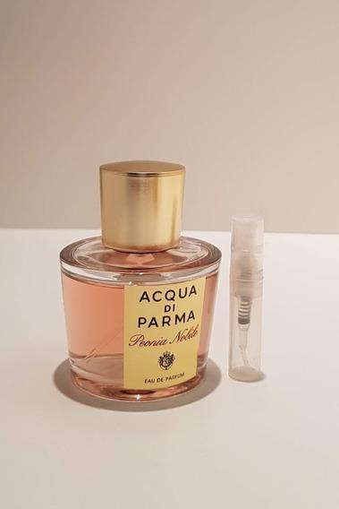 Perfume Acqua Di Parma Peonia Nobile Edp Amostra 2ml