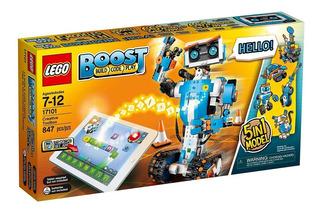 Lego Boost Creative Toolbox 17101, 5 Modelos En 1 Robot