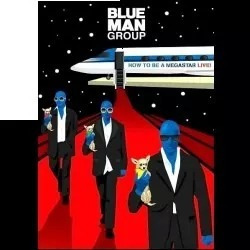 Dvd E Cd Blue Man Group - How To Be A Megastar Live