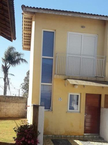 Imagem 1 de 18 de Casa - 2 Dormitórios - Condomínio Residencial Manacás - Cotia Sp - Cs401329v
