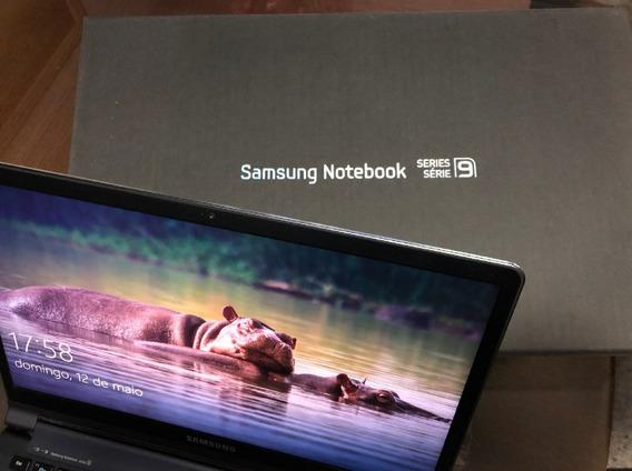 Ultrabook Samsung Série 9 I5 128gb Ssd - Leve E Ágil
