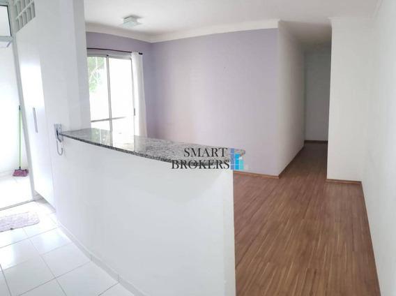 Apartamento À Venda Na Barra Funda Com 61 Metros 2 Dormitórios 1 Suíte 1 Vaga - Ap1090