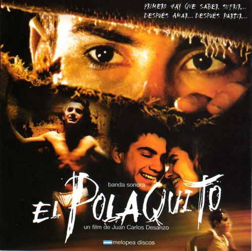 Martín Bianchedi - El Polaquito (soundtrack) - Cd