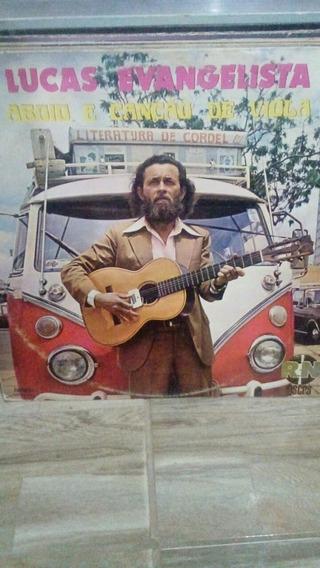 Lp Lucas Evangelista Aboio E Canção De Viola