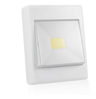 Lampara Luz Led Pared Closet Emergencia Interruptor + Envio