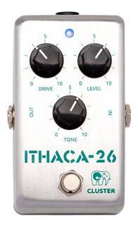 Pedal Cluster Ithaca 26 Distorision High Gain Para Guitarra