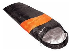 Saco De Dormir Camping Nautika Viper +5º +12º