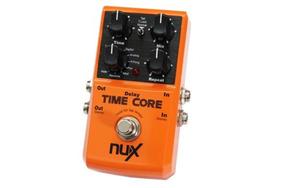 Pedal De Guitarra Nux Time Core