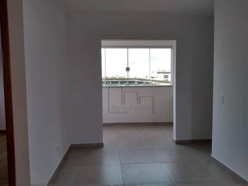 Apartamento Com 2 Dormitórios À Venda, 58 M² Por R$ 280.560,00 - Jardim Maria José - Votorantim/sp - Ap1849