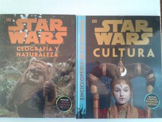 Enciclopedia De La Galaxia-star Wars- ( $ 8500 C/u )