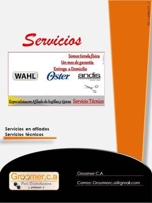Servicio De Afilado De Hojillas Y Tijeras.