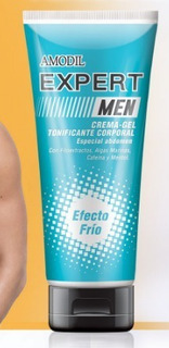 Crema-gel Tonificante Corporal Amodil Expert Men