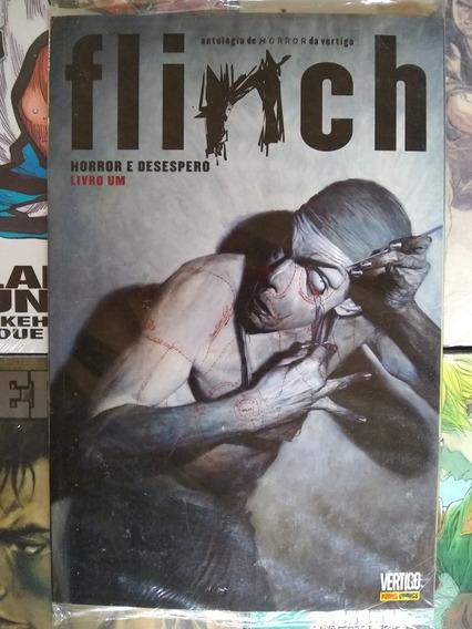 Flinch Horror E Desespero Vol. 1 Panini