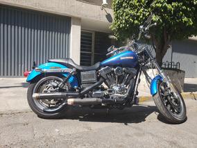 Harley Davidson Dyna Low Rider 2017