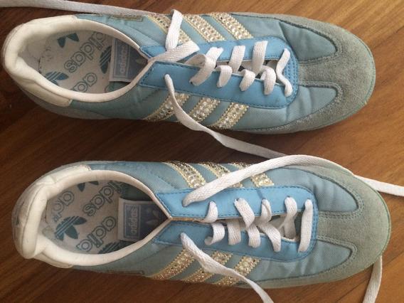 Zapatillas adidas Con Cristales Swarovski