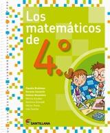 Los Matemáticos 4 - Santillana