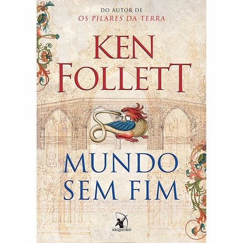 Mundo Sem Fim ( 2 Volumes) - Ken Follett