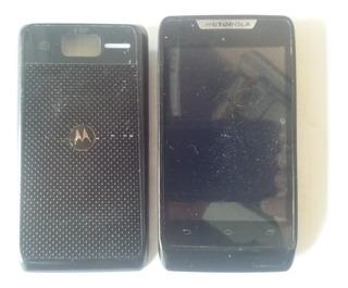 Celular Motorola Razr D1 Xt918 Dual 3,5¨ Defeito - 14247