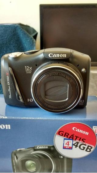 Canon Nova Na Caixa