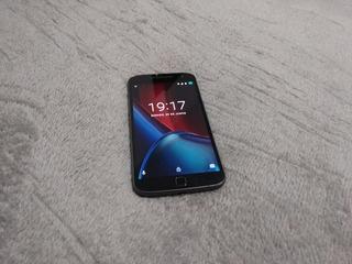Motorola Moto G4 Plus 32gb 4g Xt1640 Desbloqueado Usado Barganha A Pronta Entrega