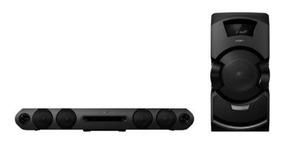 Mini System Flex Sony Mhc-gt3d Bivolt Sony 600w Rms Preto C