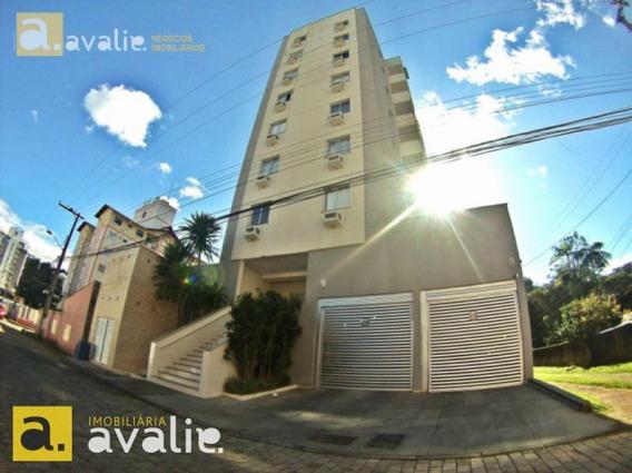 Apartamento 1 Dorm. Mobiliado Na Vila Nova - 6001132v