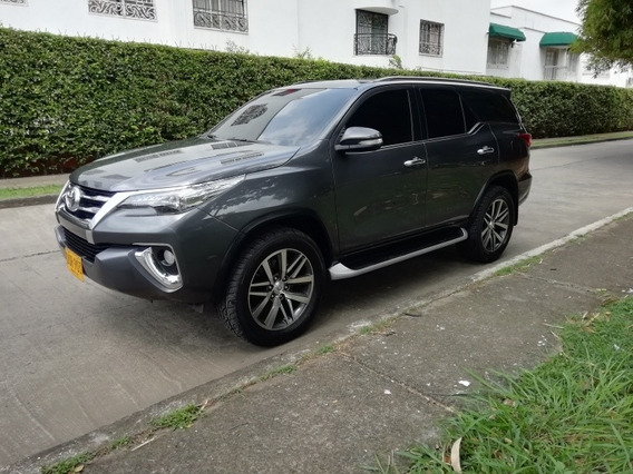 Toyota Fortuner Toyota Fortuner 2017