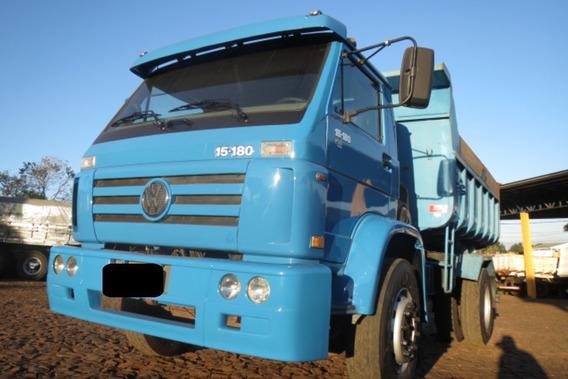 Vw 15180 4x2 Toco Caçamba 15-180