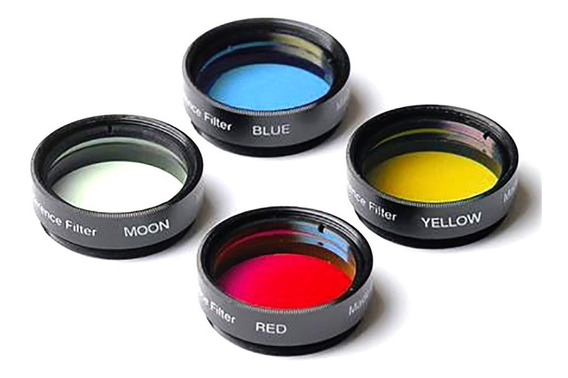 Meade Filtros Set #2 - Para Astrofotografia