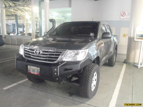 Toyota Hilux Sincronico