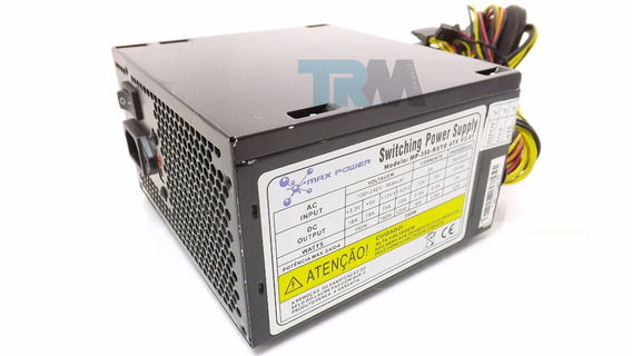 Fonte Maxpower 350w Atx12v V2.01 Mp-350-rstd *