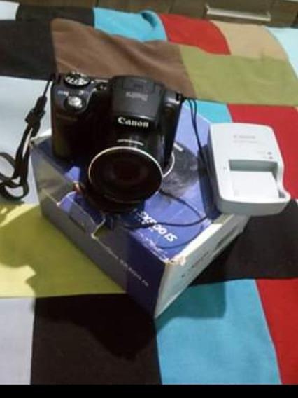 Máquina Canon Digital