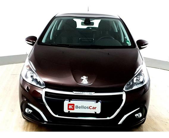 Peugeot 208 Griffe 1.6 Flex 16v 5p Aut. - Marrom - 2019