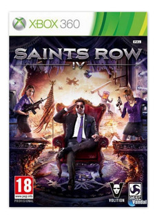 Saints Row 4 Juego Xbox 360 Original + Oferta