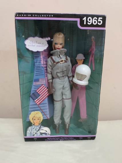 Barbie Collector - 1965 - Barbie Astronauta
