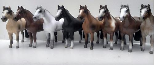Miniatura Cavalo Crioulo Resina Envio Imediato