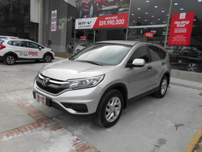 Honda Cr-v City Plus 2016 Iwu 817