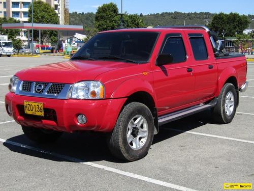 Nissan Frontier Mt 2400cc Aa 4x4