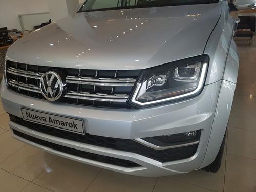 Volkswagen Amarok 2.0 Cd Tdi 180cv 4x2 Highline Pack At #07