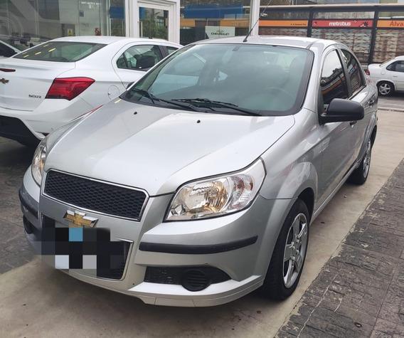 Chevrolet Aveo Ls 2014 Usado #4