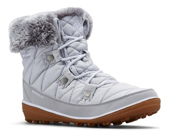 Bota Mujer Columbia Heavenly Shorty (063) Grey Ice Winter