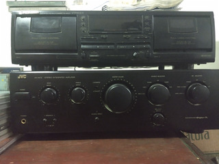 Amplificador Jvc Axa 472