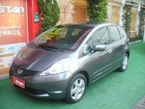 Honda Fit Lxl Aut. Flex 2011 Starveiculos