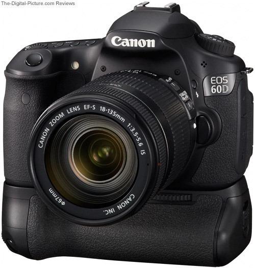 Câmera Canon 60d + Lente Tamron 17-50 F2.8 + Grip