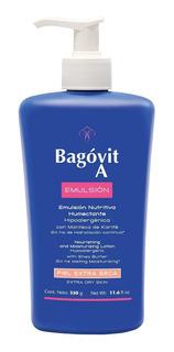 Bagovit A Emulsion Nutritiva Piel Extra Seca X 350grs