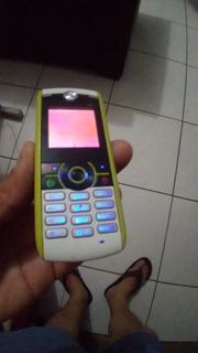 Celular Motorola W233 Mp3 E Cartão Micro Sd Original