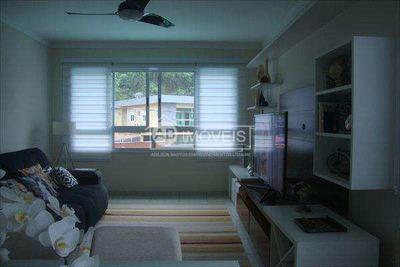 Sobrado Com 3 Dorms, Marapé, Santos - R$ 795 Mil, Cod: 2612 - V2612