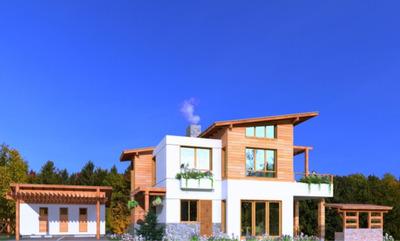 Hermosa Villa Tipo Rodano De 2 Habs Vendo En Jarabacoa