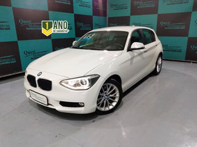Bmw 118i 1.6 Gp 16v Turbo Gasolina 4p Automático