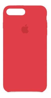 Capinha iPhone 6 6s 7 8 Plus X Xr Xs Max Silicone Aveludada